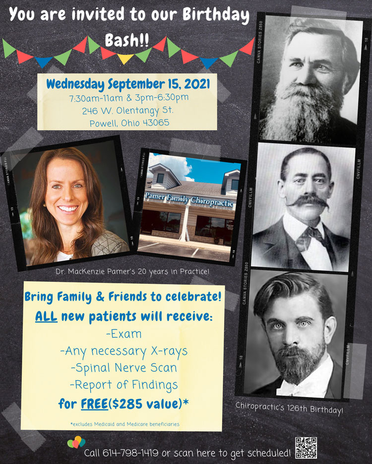 Chiropractic Powell OH Upcoming Event
